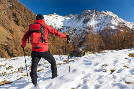 Winter Backpacking Tips